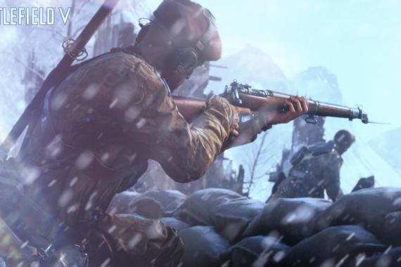 Battlefield V Cross-play: EA pensa a un gioco come Fortnite