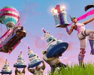 Fortnite buon compleanno – Guida posizioni torte sulla mappa