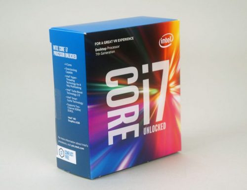 I7-7700k: una potenza di Intel Recensione