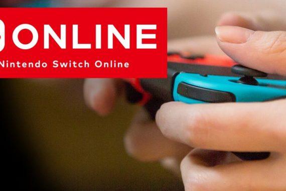 Nintendo Switch Online – Ora puoi registrarti ai servizi online