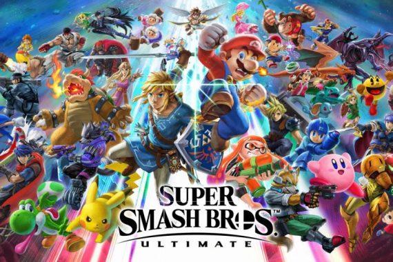 Super Smash Bros Ultimate – Data d'uscita e personaggi