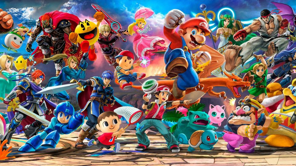 super smash bros.ultimate online