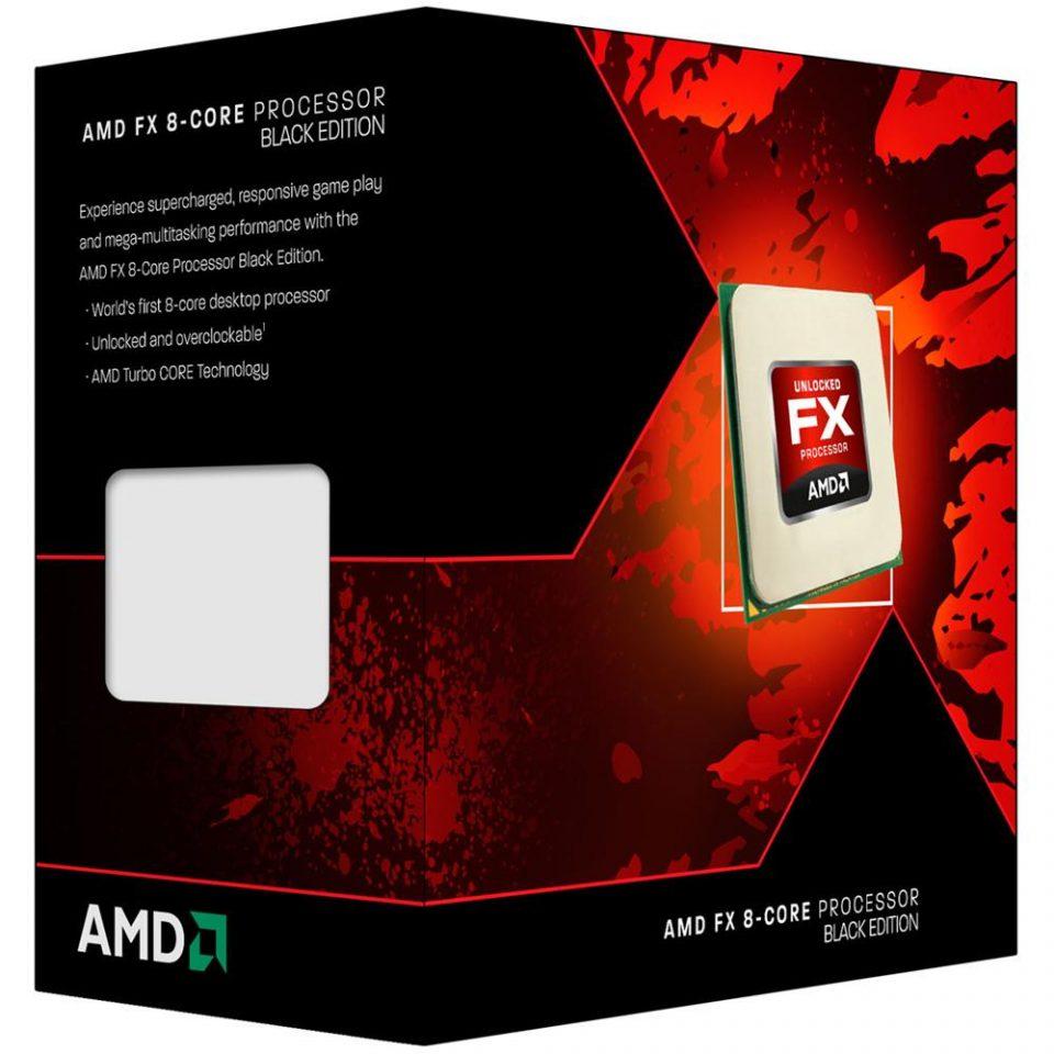 AMD FX 8320E