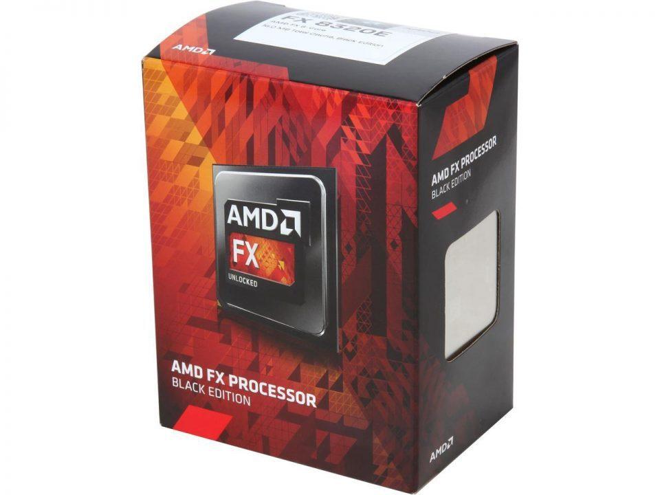 FX 8320E: Caratteristiche del processore AMD