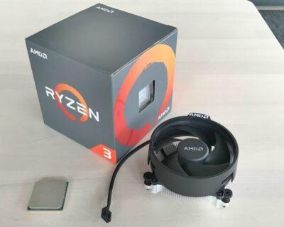 Ryzen 3 1300X: Caratteristiche del processore AMD