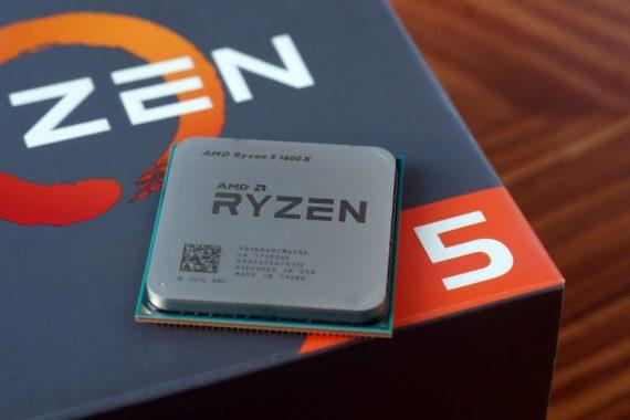 Ryzen 5 1600X: Caratteristiche del processore AMD