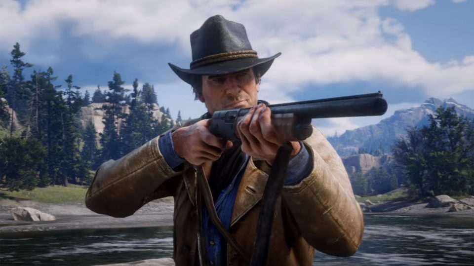 Red Dead Redemption 2: Trailer del gioco