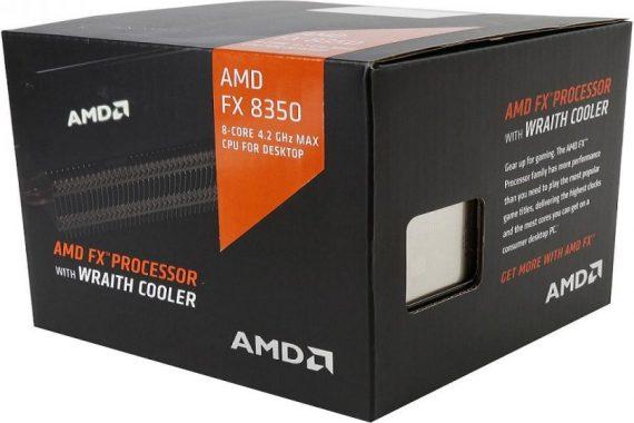 FX-8350 – Caratteristiche del processore AMD