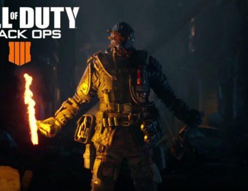 Call of Duty Black Ops 4 – Trailer della beta multiplayer