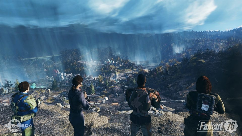 Fallout 76 modalità PVP – hotfix di Bethesda nel 2019