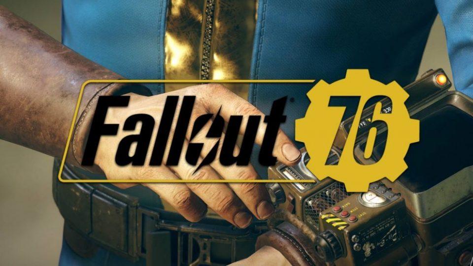fallout 76 steam no