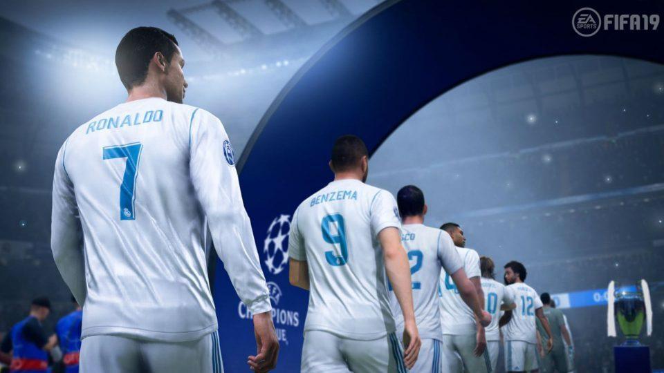 FIFA 19 – Kick off e altre novità del gioco EA