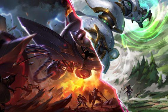 League of Legends Nexus Blitz – nuova modalità