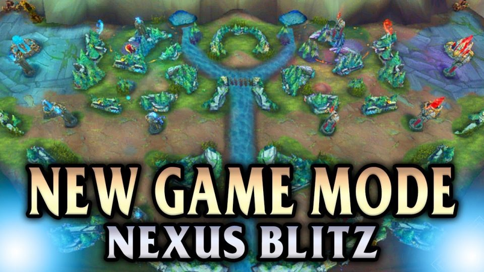 league of legends nexus blitz patch 8.16