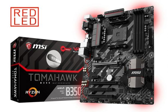 MSI B350 Tomahawk – Recensione