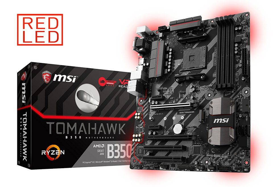 msi b350 tomahawk caratteristiche