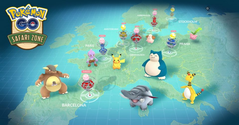 Pokemon Go Trading – Niantic annuncia un nuovo evento