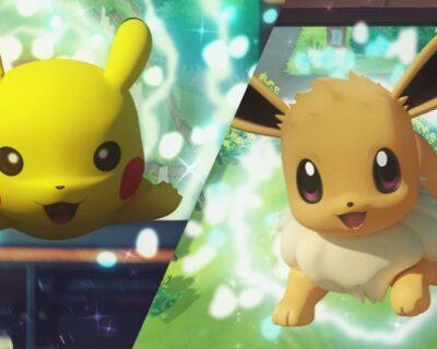 Pokemon Let's Go Mega Evolutions – Tornano le Evoluzioni Mega