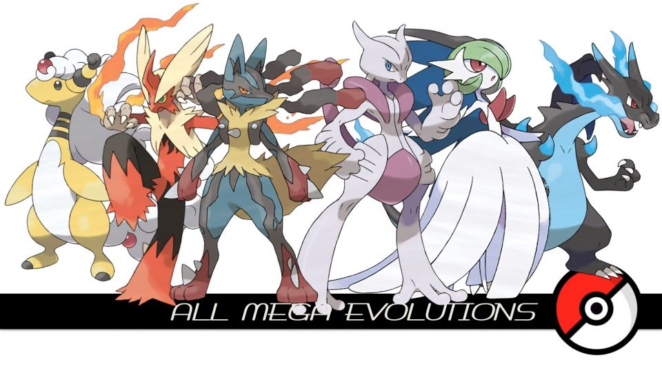 pokemon let's go mega evolutions switch