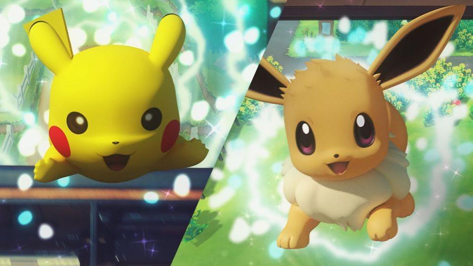 pokemon let's go mega evolutions