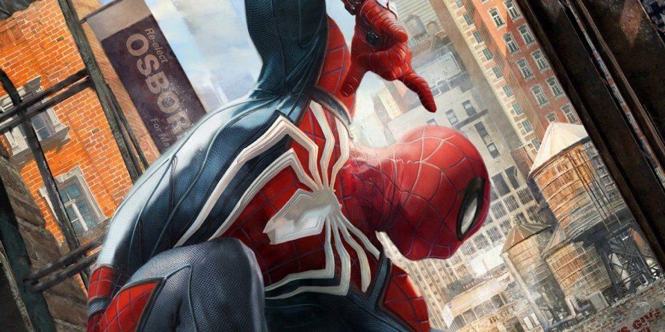 spiderman playstation 4 caratteristiche