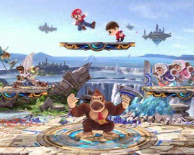 Super Smash Bros. Ultimate Nintendo Switch – Nuovo Direct Nintendo