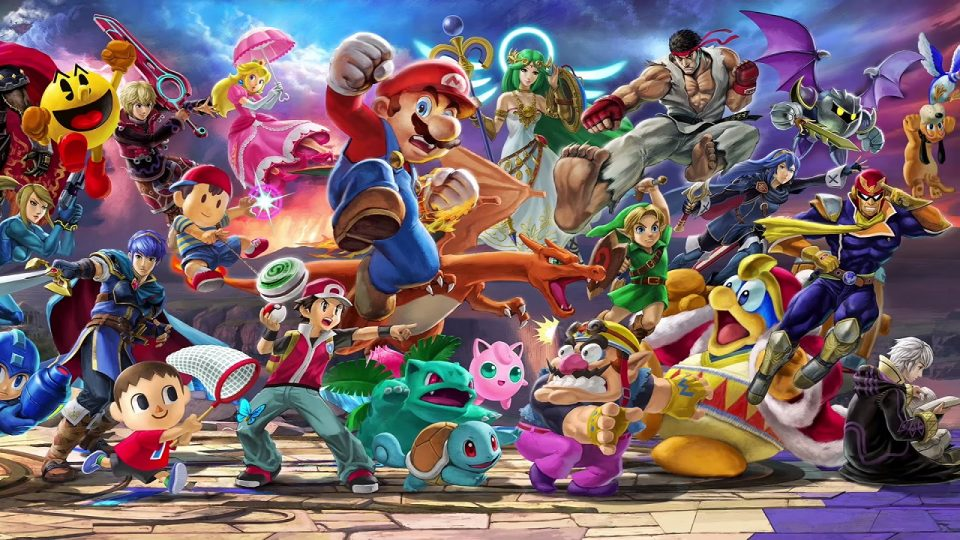 super smash bros. ultimate nintendo