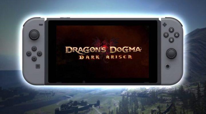 Dragon's Dogma:Dark Arisen – in arrivo su Nintendo Switch