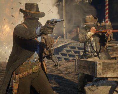 Red Dead Redemption 2 Online – in arrivo la Battle Royale