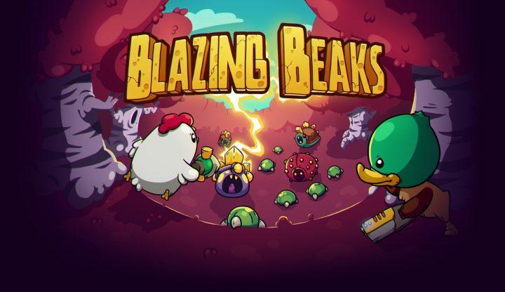 Blazing Beaks, un roguelike dai mille colori – Recensione