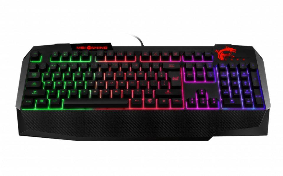 MSI Vigor GK40 tastiera e mouse