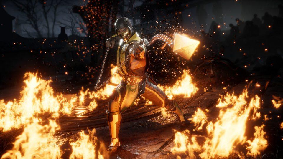 Mortal Kombat 11 60 fps