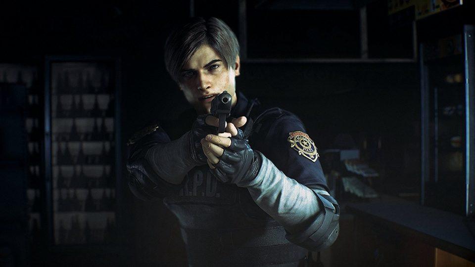 Resident Evil 2 Scene