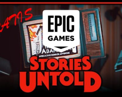 Stories Untold in regalo su Epic Games Store