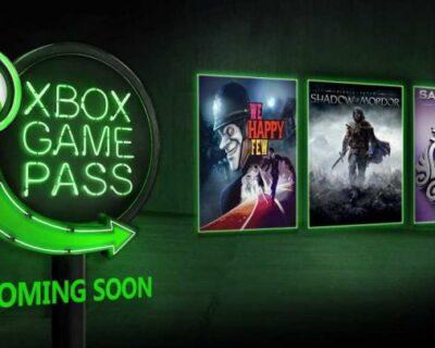 Xbox Game Pass arriva su PC con oltre 100 giochi