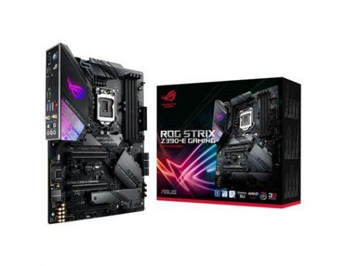ASUS ROG STRIX Z390-E Gaming – Recensione