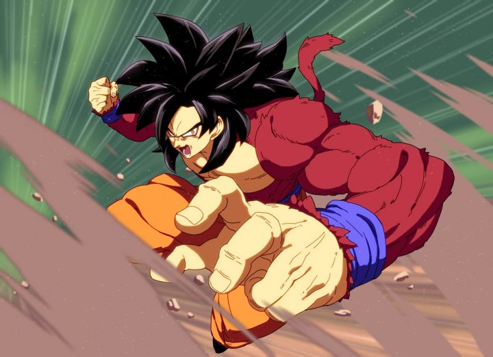 dragon ball fighter z goku gt dlc