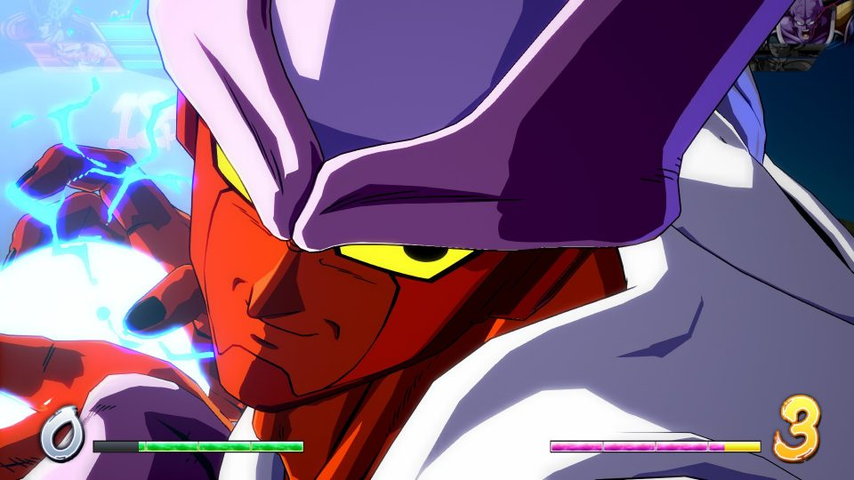 dragon ball fighterz janemba DLC