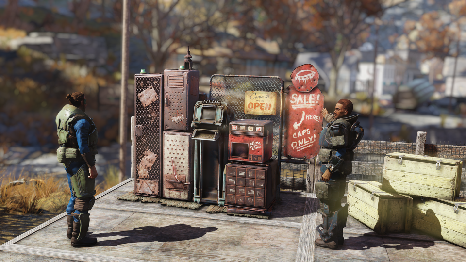 Fallout 76 in arrivo lo shop – Patch 9