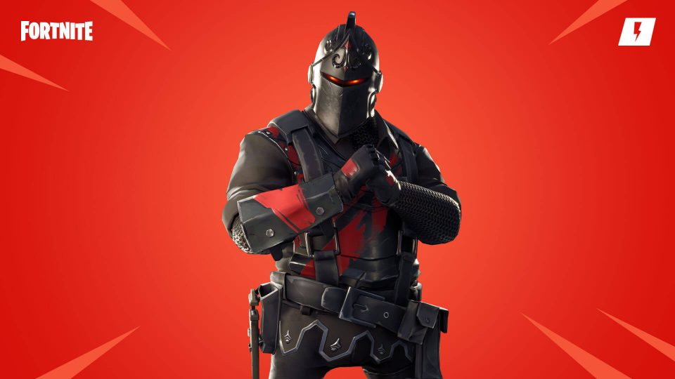 fortnite patch 9 cavaliere nero garridan