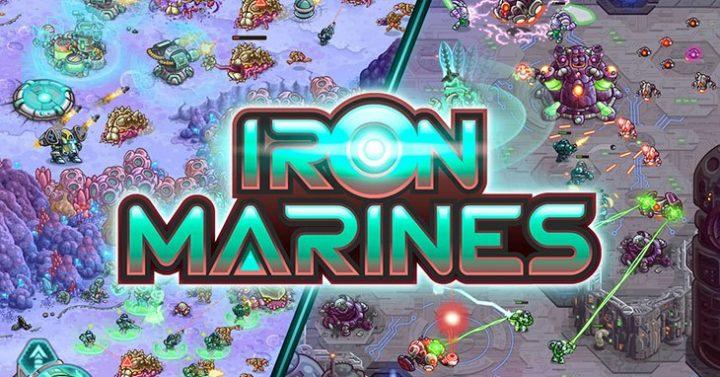 iron marines recensione