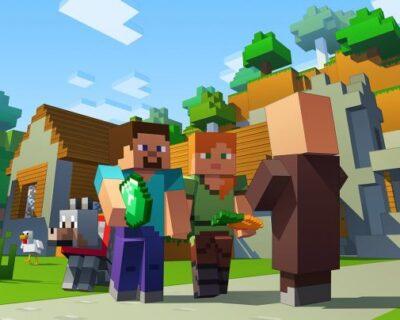 Minecraft ha venduto 176 milioni di copie, il migliore di sempre