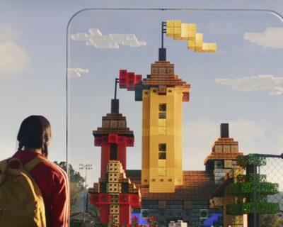 Minecraft Earth è il nuovo progetto di Microsoft – Trailer Ufficiale