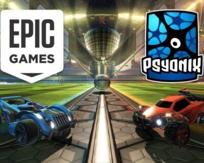 Rocket League criticato su Steam a causa di Epic Games
