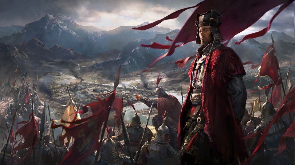 total war three kingdoms mercato cinese