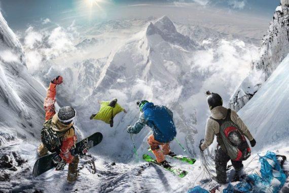 Ubisoft regala Steep su Uplay, ancora per poco