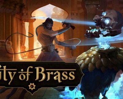 City of Brass: gratuito per una settimana su Epic Games Store