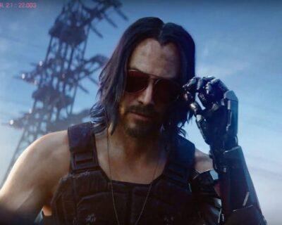 Cyberpunk 2077: nuovo trailer con Keanu Reeves all'E3 2019
