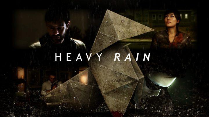 Heavy Rain arriva per PC su Epic Games Store