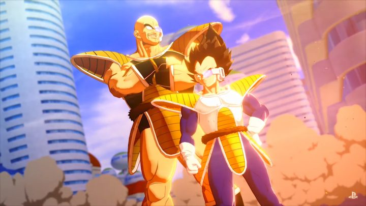 dragon ball z kakarot trailer e data uscita